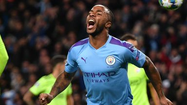 Guardiola: Sterling can still improve