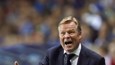 Koeman plays down Wycombe interest