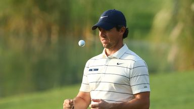 McIlroy pleased with Shanghai recovery