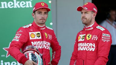 Ferraris reflect on 'unlucky' qualifying