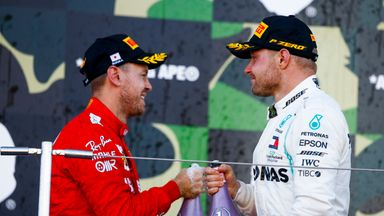 Vettel: Mercedes were just faster