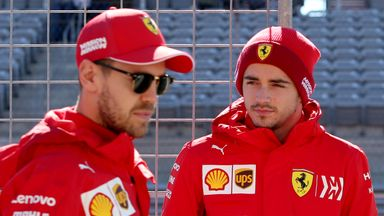 Leclerc: We'll give each other more space