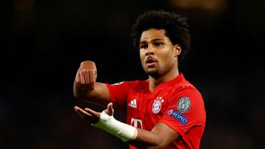 Kovac: Four-goal Gnabry 'defended well!'