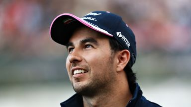 'Perez podium finish would be special'