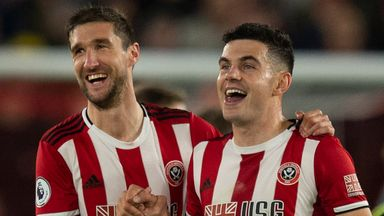 Blades defenders bask in Arsenal win