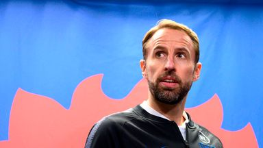 Southgate quizzed on knockout route