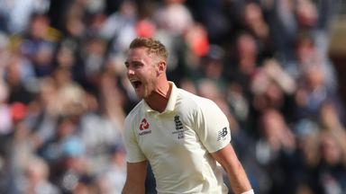 Broad on his future and taking on Warner