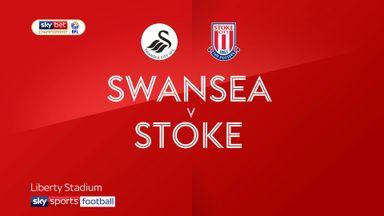 Swansea 1-2 Stoke