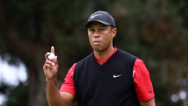 Tiger's time to make history?