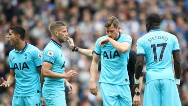 Carragher: Time for change at Spurs