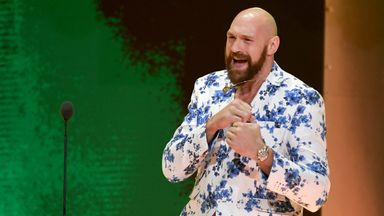 Fury not taking WWE chance for granted