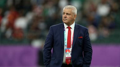 Gatland dismisses Peyper picture uproar