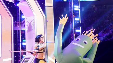 New-look Bayley destroys the Bayley Buddies