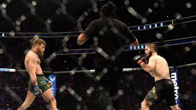 McGregor: I misjudged Nurmagomedov