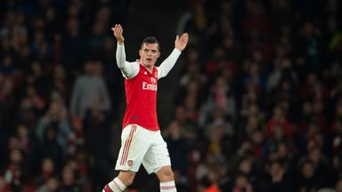 On this day: Arsenal fans boo Xhaka!