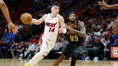 Preseason: Hawks 87-120 Heat