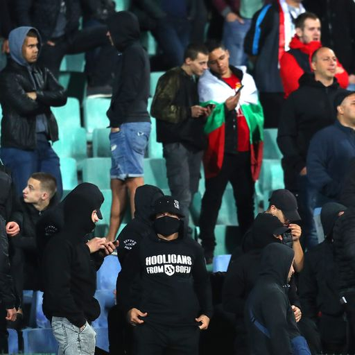 England reporter notebook: How emotional England dealt with racism in Bulgaria