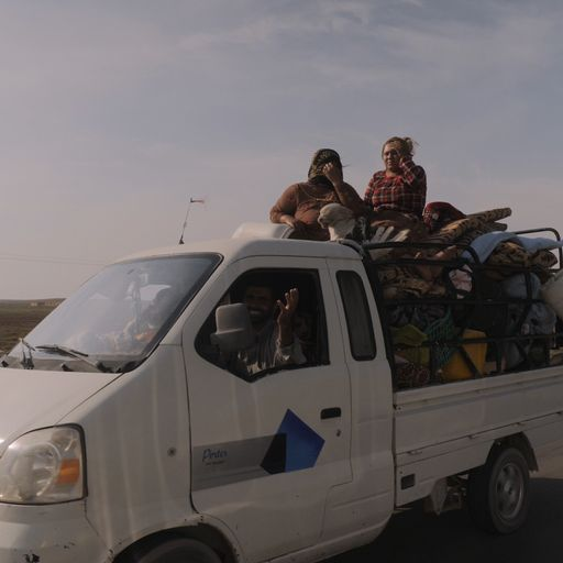 Bloodshed, betrayal and a huge battlefield: 24 hours in northeastern Syria