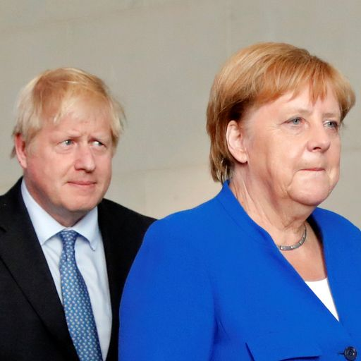Brexit deal 'essentially impossible' after PM-Angela Merkel call, says Downing Street