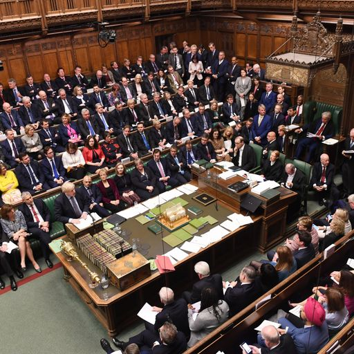How your MP voted on Letwin amendment to PM's Brexit agreement
