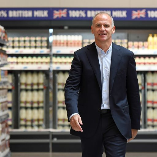 'The bloke that saved Tesco'