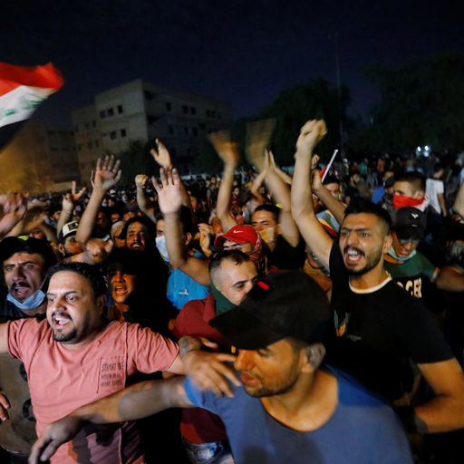 Dangerous disgruntlement throughout Middle East at the heart of Iraq protests