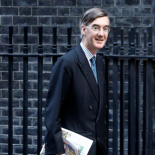 I may have to 'eat my words': Rees-Mogg hints at Brexit compromises