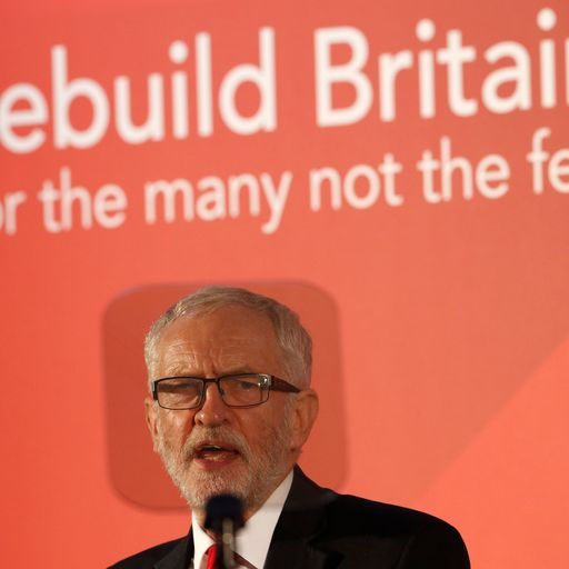 Corbyn warns MPs against backing Brexit deal - even if it is put to referendum