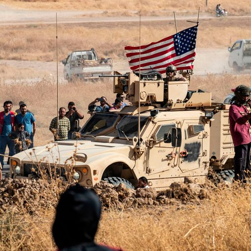 Trump leaves Kurds, allies in IS battle, vulnerable to Turkish attack