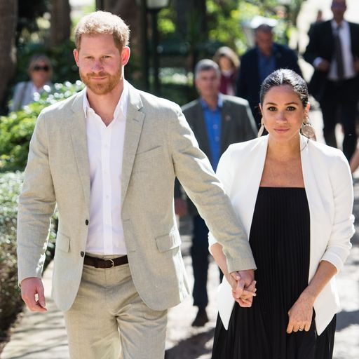 Harry and Meghan sue Mail on Sunday saying 'This behaviour destroys lives'