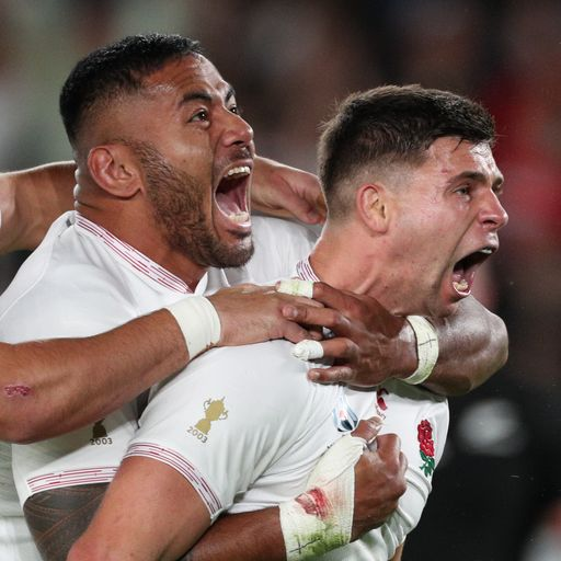 Rugby World Cup 2019: Meet the England players on the cusp of glory