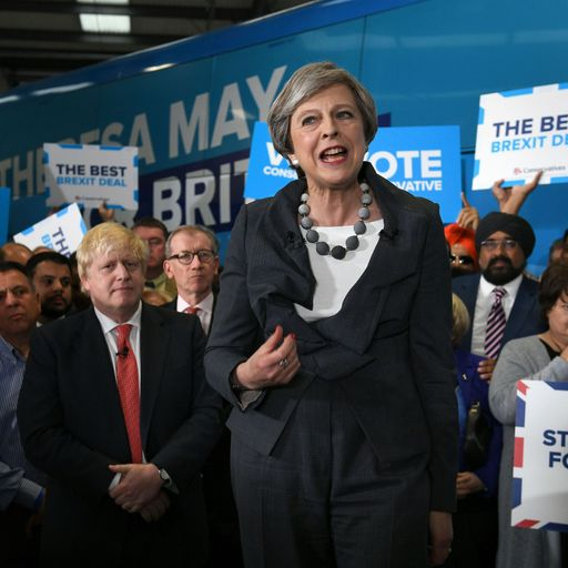 Theresa May was 'not pleasant' during 2017 election, says one of her top aides