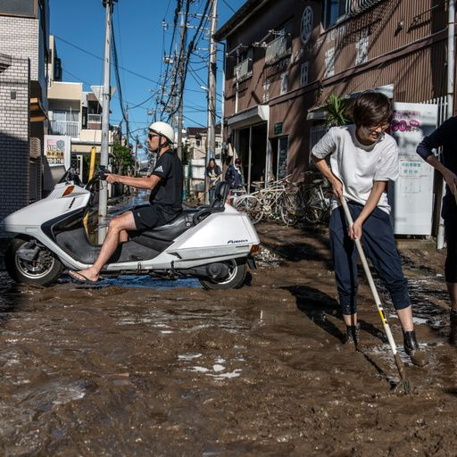 Eyewitness: 'Quiet and efficient' recovery