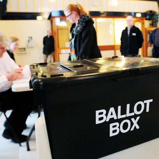 More than two million submit applications to vote since General Election called
