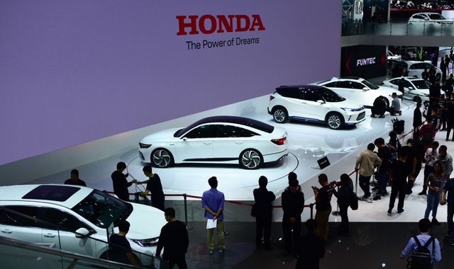Honda to stop producing gasoline-only vehicles in Europe by 2022