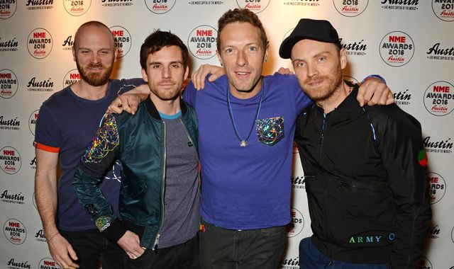 Coldplay release album setlist in North Wales local paper