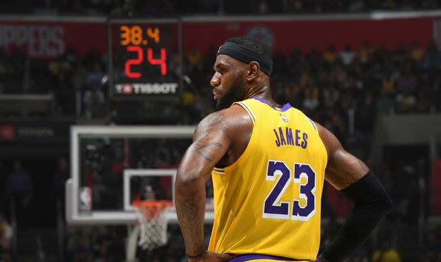 LeBron James says Los Angeles Lakers have 'a lot of room to improve'