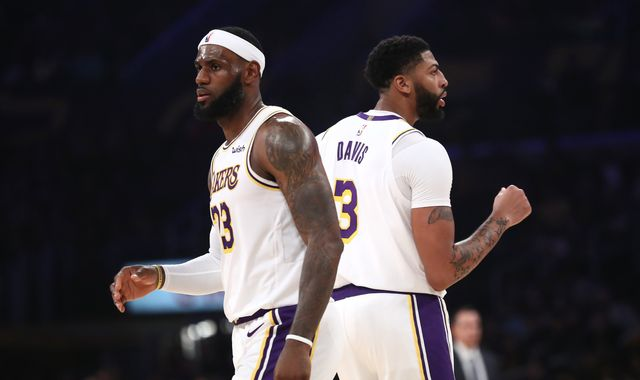 Lakers @ Clippers follows Pelicans @ Raptors on opening night of NBA on Sky Sports