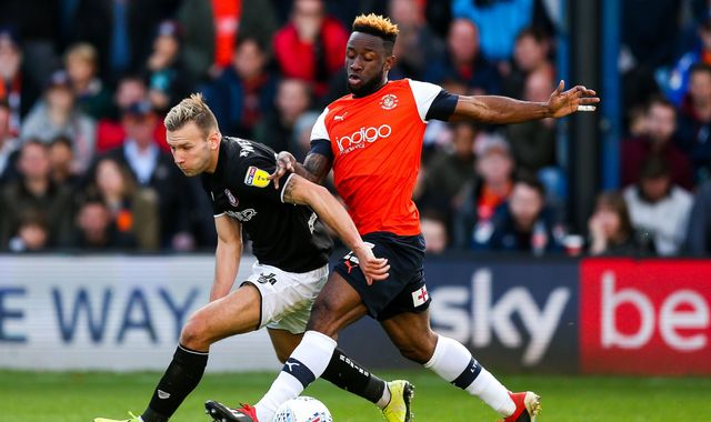 Bristol City investigates 'racist language by fans' in Luton Town game