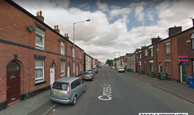 Man arrested on suspicion of murder after baby dies in Radcliffe