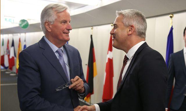 Glimmer of hope? Brexit negotiators to discuss upbeat UK-Irish meeting