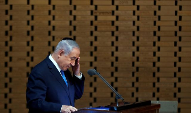 Israeli PM Benjamin Netanyahu abandons attempt to form government