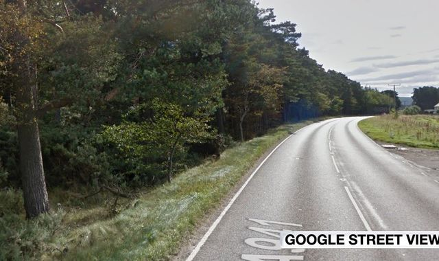 New Elgin: Elderly man dead and two injured in woods