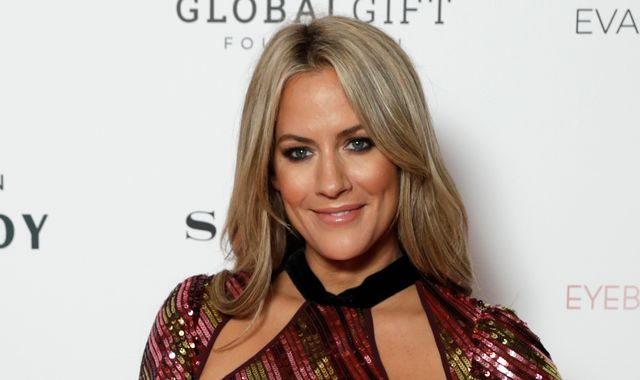 Caroline Flack named 'most dangerous celebrity to search online'