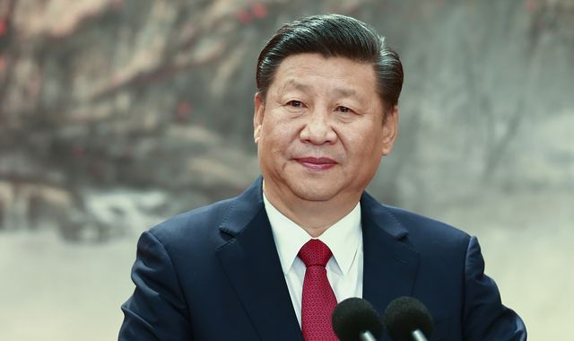 Xi Jinping warns efforts to divide China will end in 'crushed bodies and shattered bones'