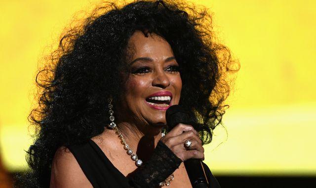 Diana Ross to perform in Glastonbury 2020 legends slot