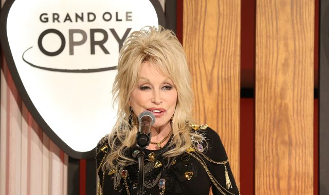 Dolly Parton celebrates 50 years as a member of the Grand Ole Opry