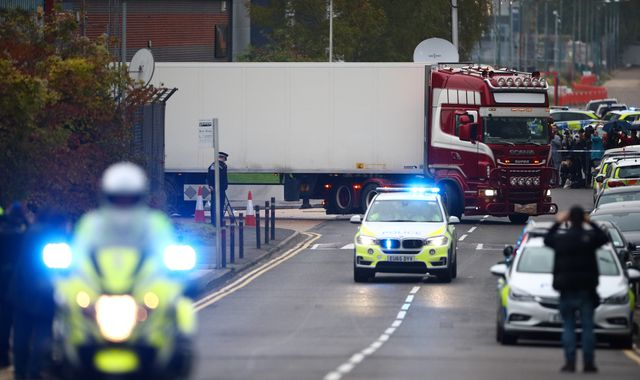 Essex lorry deaths: Seven face trafficking charges in Vietnam