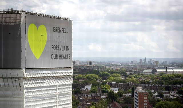 Hundreds warned they face eviction because of Grenfell-style cladding