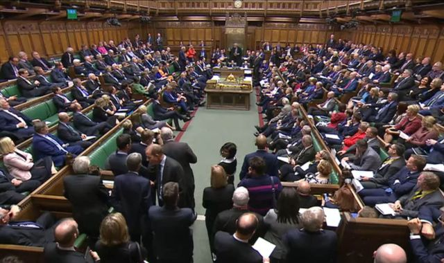 House of Commons set three-day timetable to put PM's Brexit deal into law